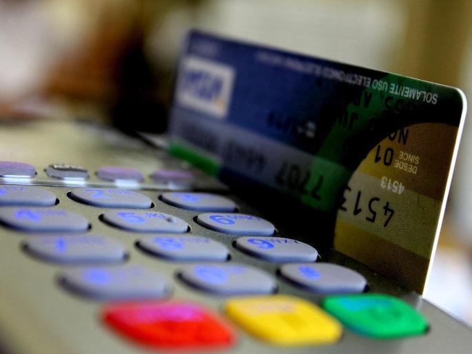 terminal de pago con tarjetas